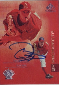 Tim Bittner 2004 SP Prospects (Autograph)