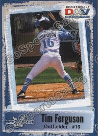 2011 Wilmington Blue Rocks DAV Tim Ferguson