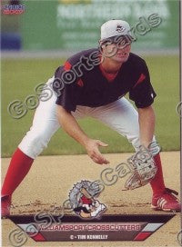 2007 Williamsport Crosscutters Tim Kennelly