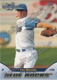 2011 Wilmington Blue Rocks Tim Melville