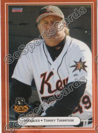 2008 Frederick Keys Tommy Thompson
