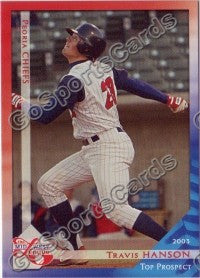 2003 Midwest League Top Prospects Travis Hanson
