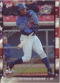 2004 Pacific Coast League All-Stars Trenidad Hubbard