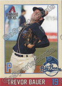 2012 Mobile BayBears Team Set