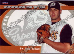 2009 Casper Ghosts Trevor Gibson