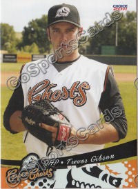 2011 Casper Ghosts Trevor Gibson