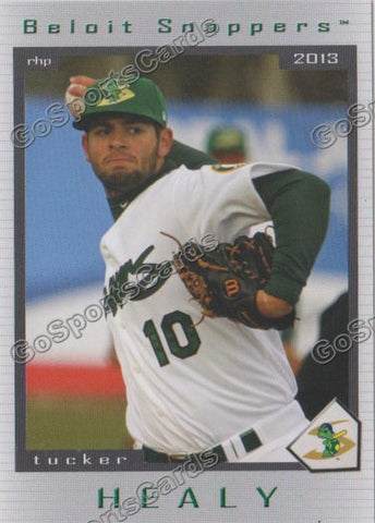 2013 Beloit Snappers Team Set