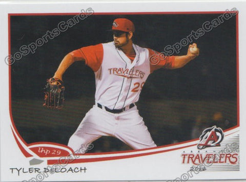 2016 Arkansas Travelers Team Set
