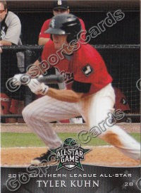 2011 Southern League All Star South Division Tyler Kuhn
