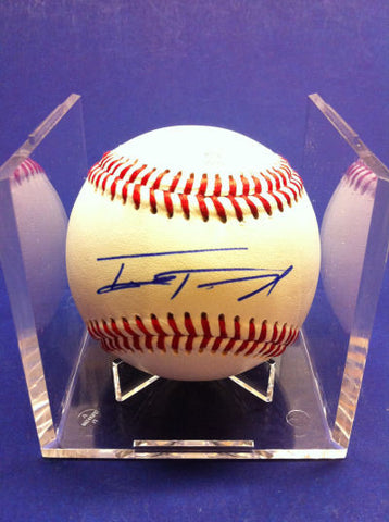 Tyler Townsend Signed Baseball Auto