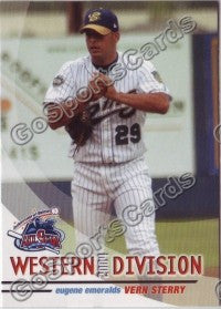 2004 GrandStand Northwest League All Star Vern Sterry