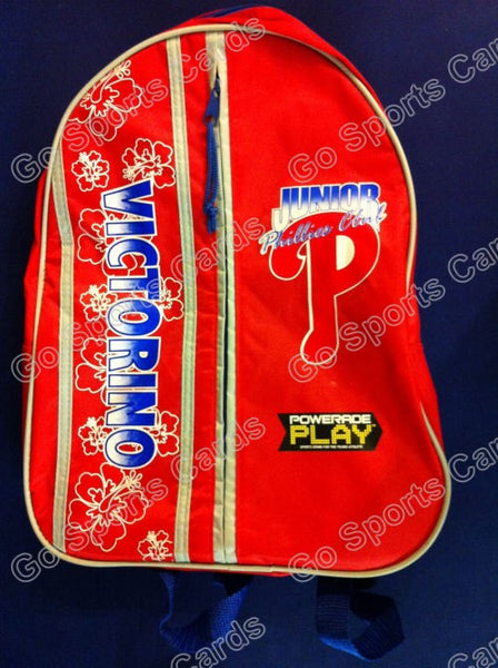 Shane Victorino Philadelphia Phillies Junior Club Kids Book Bag