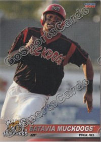 2011 Batavia Muckdogs Virgil Hill