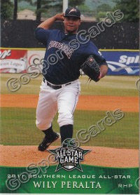 2011 Southern League All Star North Division Wily Peralta