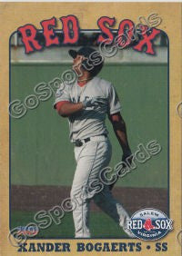 2012 Salem Red Sox Team Set