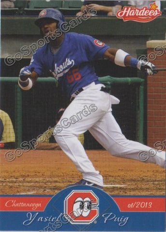 2013 Chattanooga Lookouts Team Set