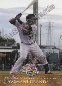2011 California League All Star Yasmani Grandal