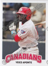 2011 Vancouver Canadians Yeico Aponte