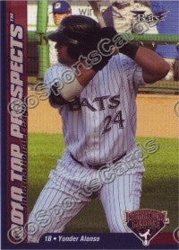 2010 International League Top Prospects Yonder Alonso