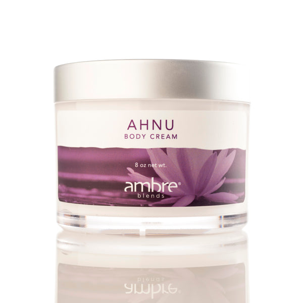 Ahnu Essence Body Cream (8oz)