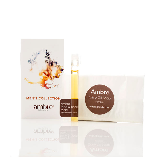 Men's Sample Set - Ambre Essence