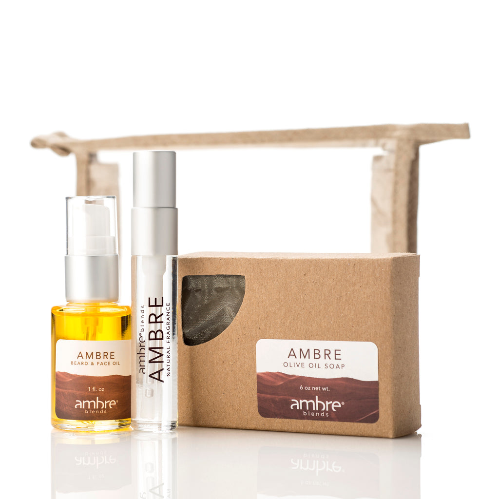 Men's Set Ambre Essence