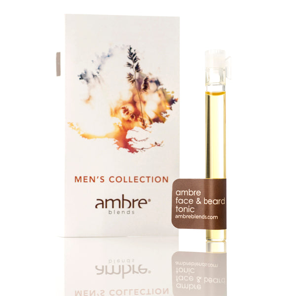 Ambre Beard & Face Oil Sample