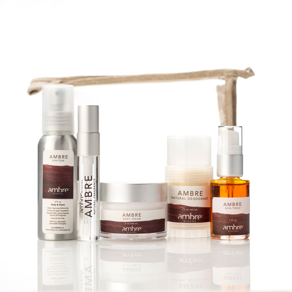 Ambre Essence Travel Bag