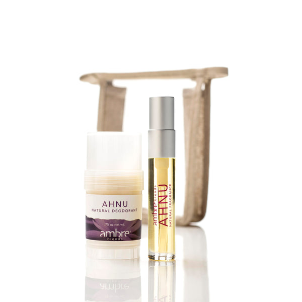 Ahnu Essence 10ml + Deodorant Set