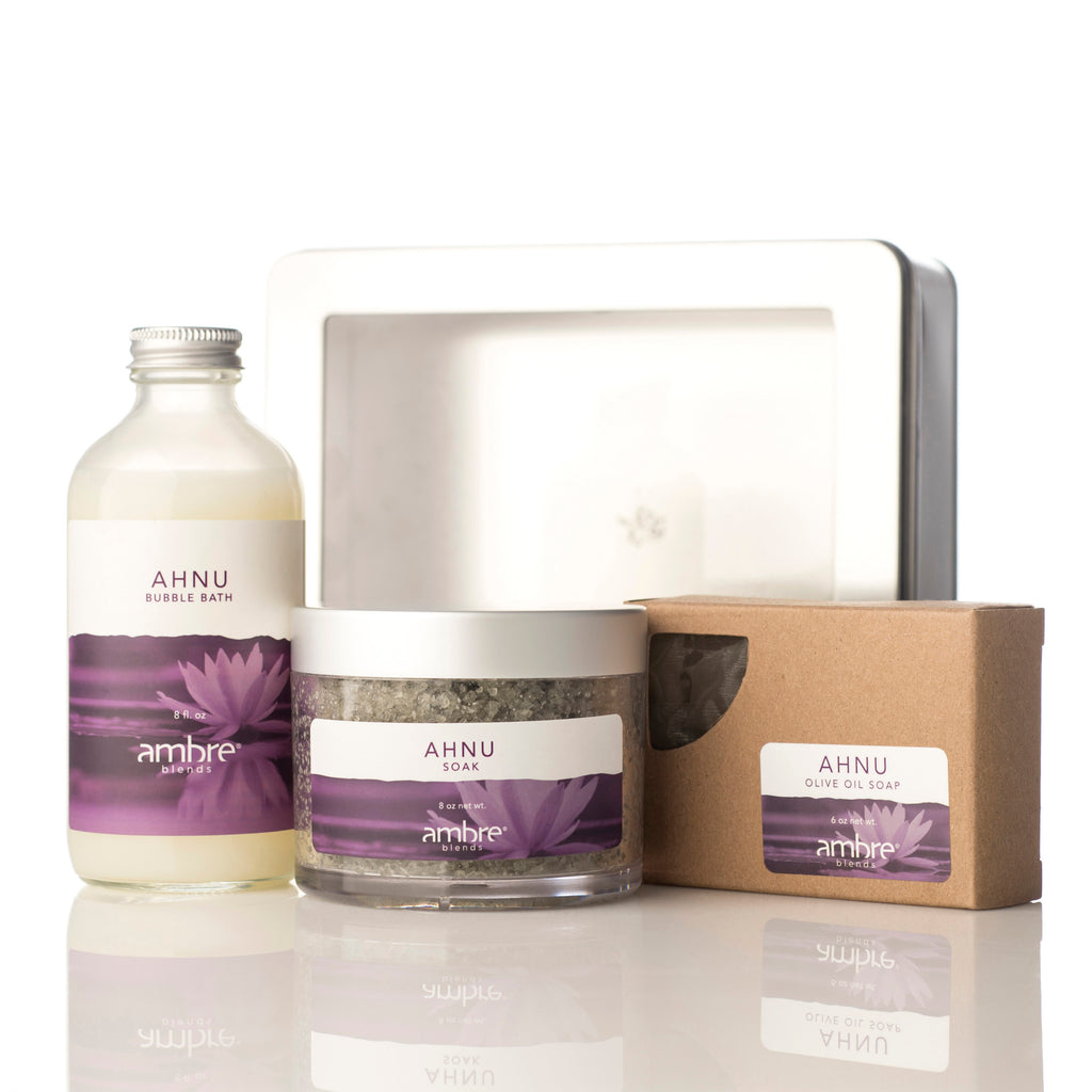 Ahnu Essence Bath Set