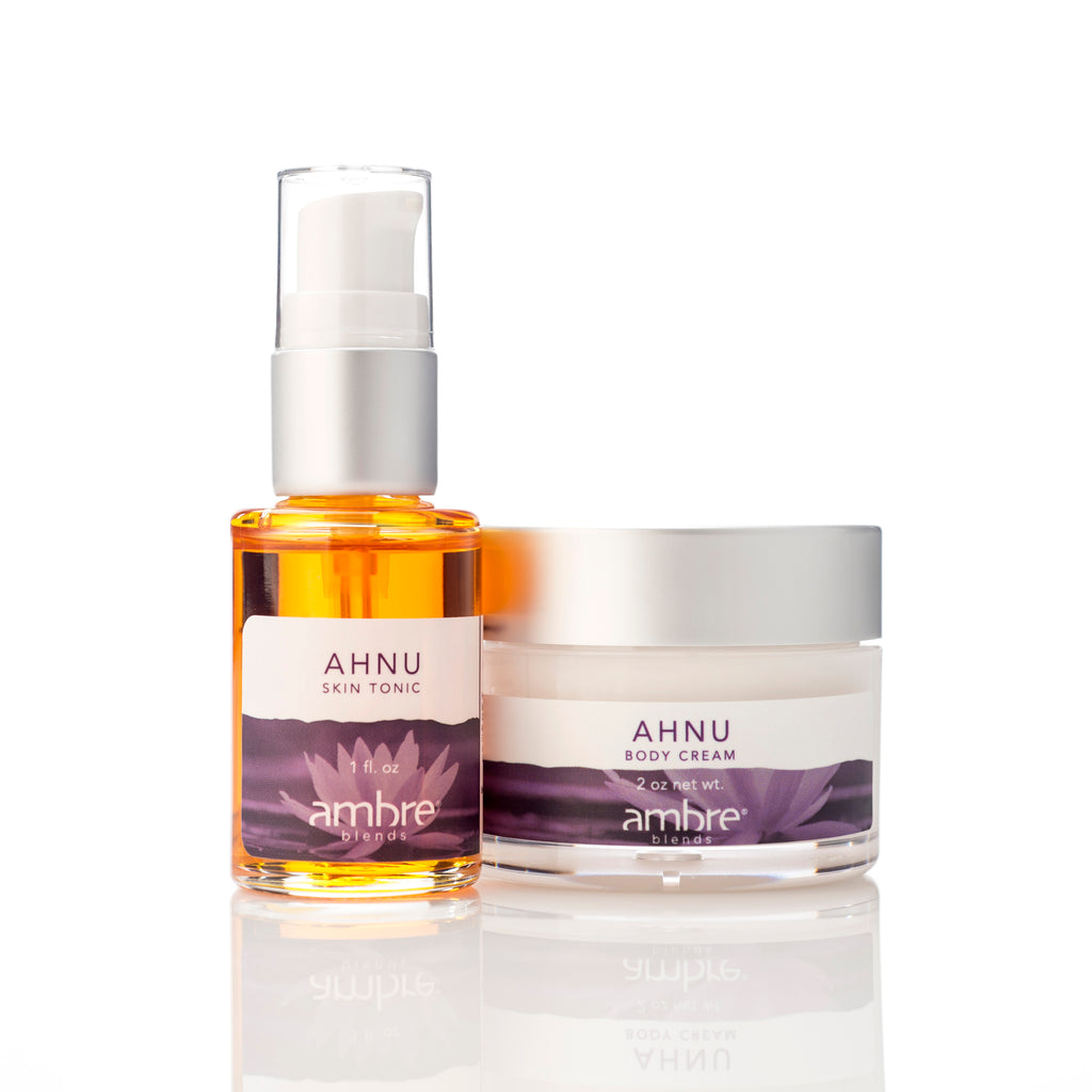 Ahnu Essence Skin Renewal Set (Small)