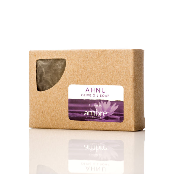 Ahnu Pure Olive Oil Soap - NEW!!!