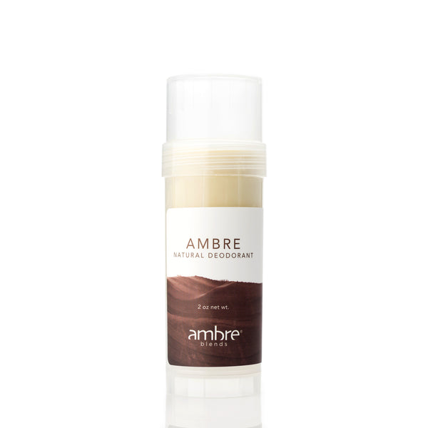 Ambre Natural Deodorant (2oz)