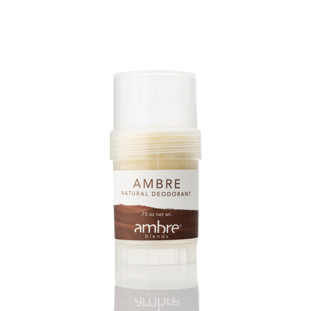 Ambre Natural Deodorant (.75oz)