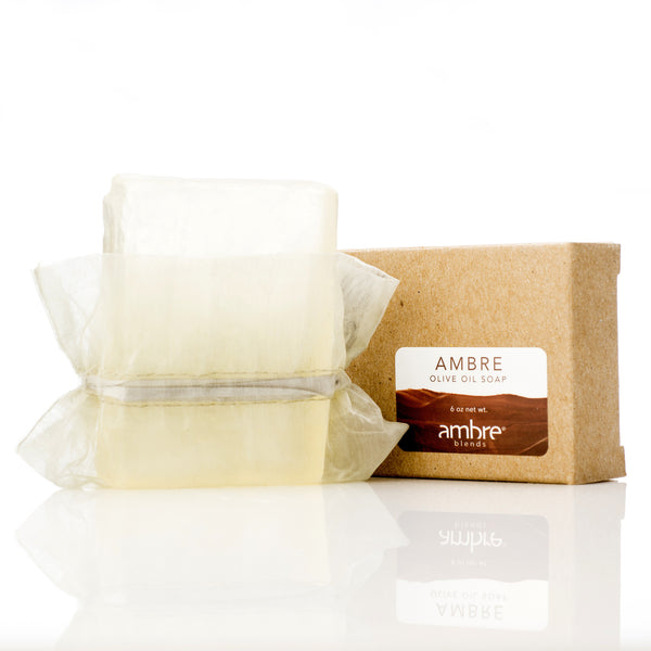 Ambre Pure Olive Oil Soap