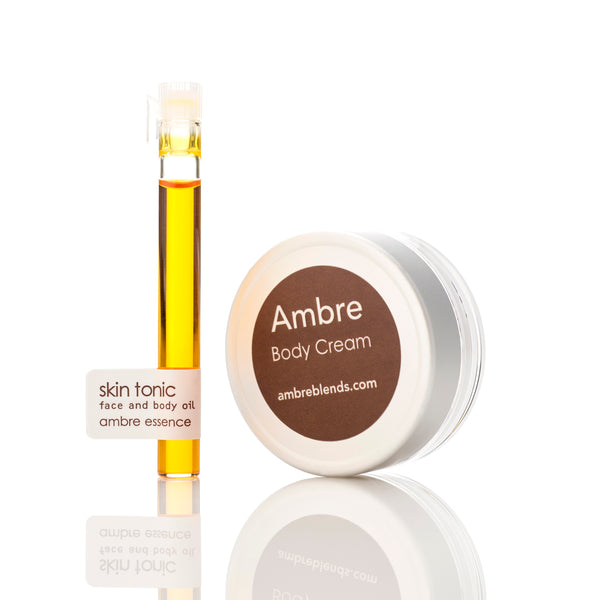 Ambre Essence Skin Renewal Set (Sample)