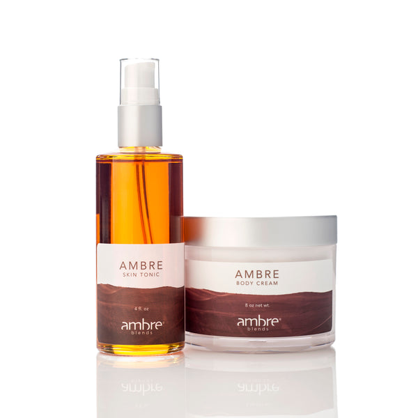 Ambre Essence Skin Renewal Set (Large)