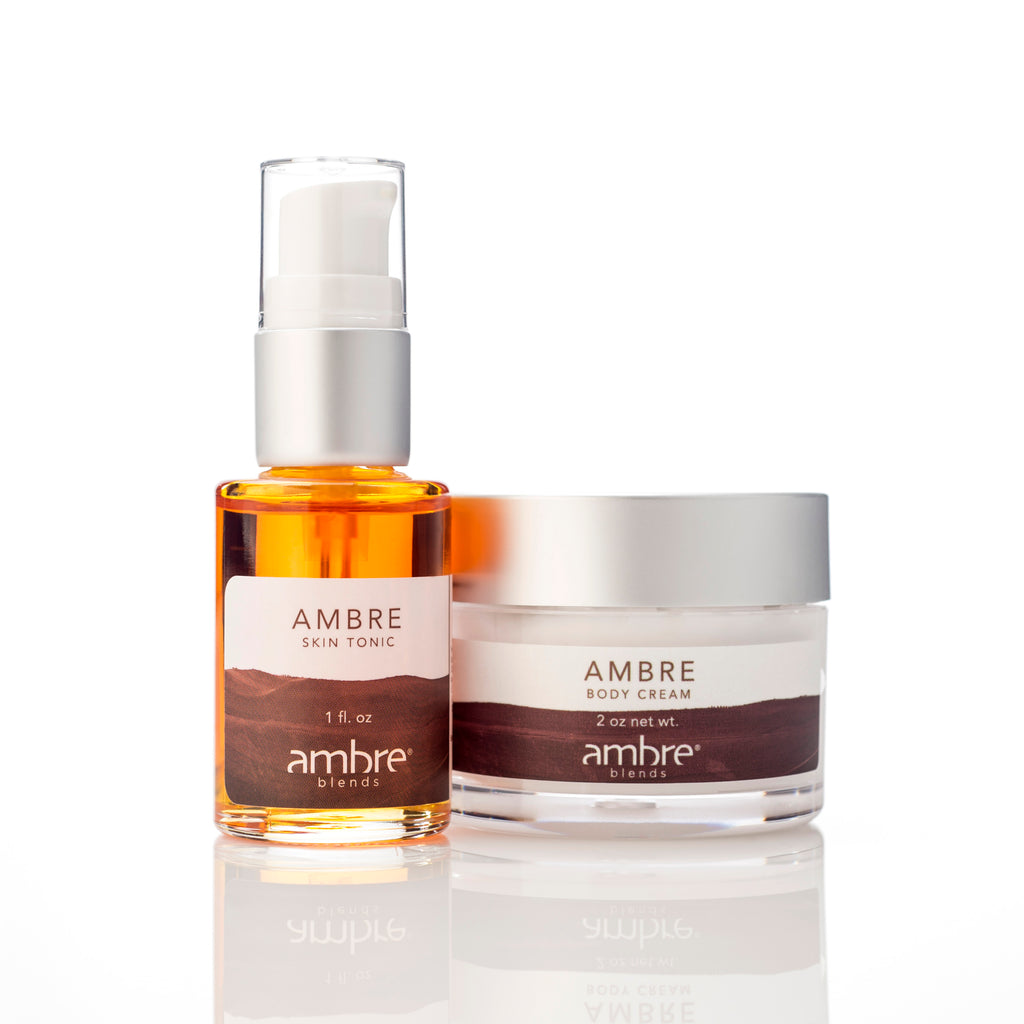 Ambre Essence Skin Renewal Set (Small)