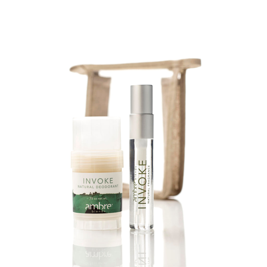 Invoke 10ml + Deodorant Set