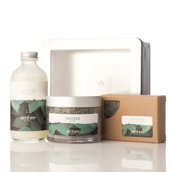 Invoke Essence Bath Set