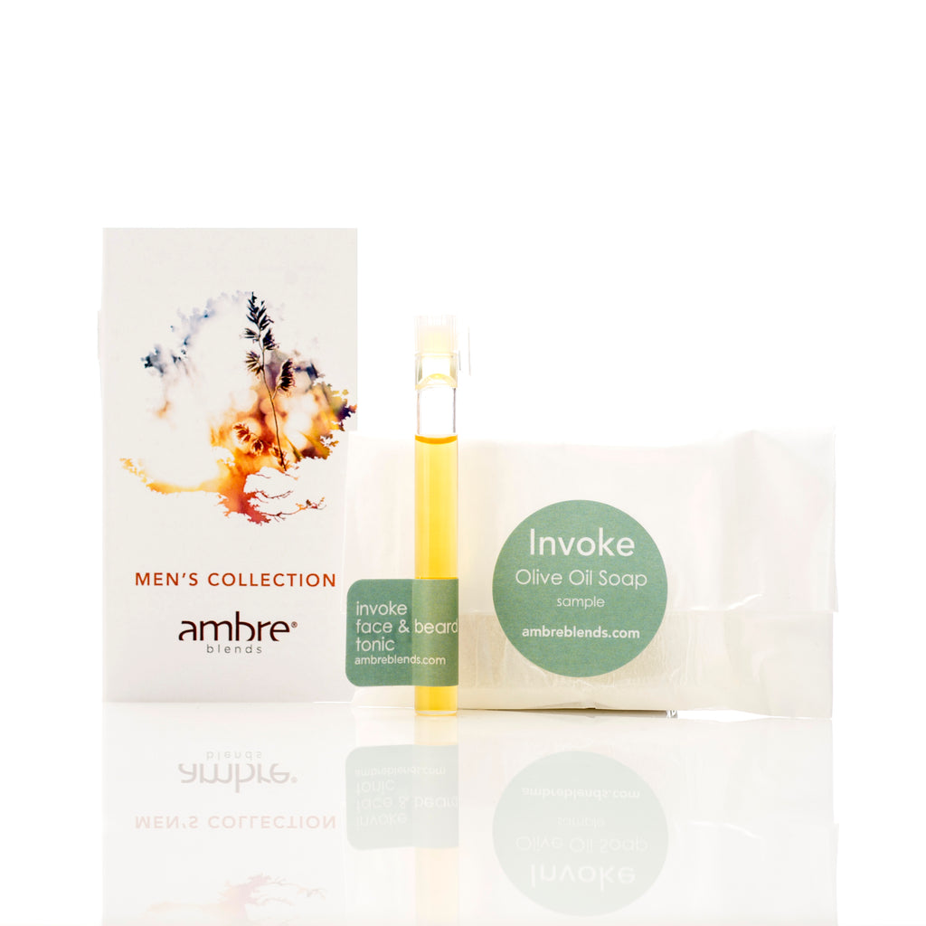 Men's Sample Set - Invoke Essence
