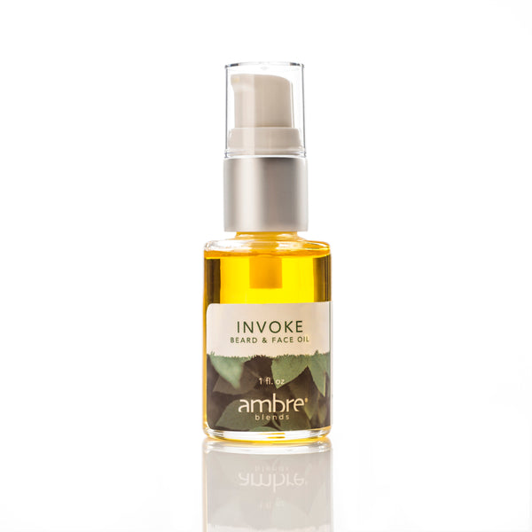 Invoke Beard & Face Oil (1oz)