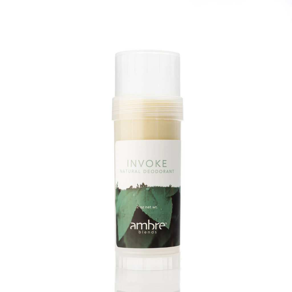 Invoke Natural Deodorant (2oz)