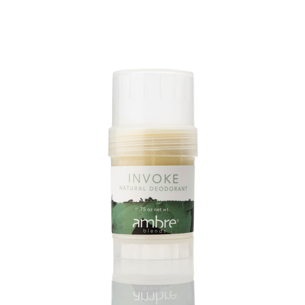 Invoke Natural Deodorant (.75oz)