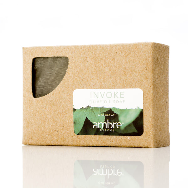 Invoke Pure Olive Oil Soap
