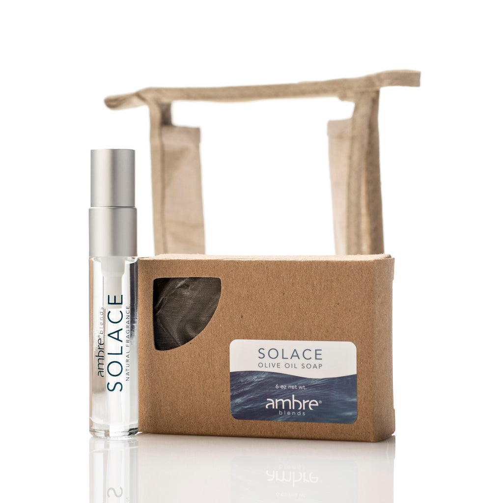 Solace Soap & 10ml Set