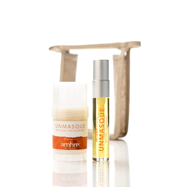 Unmasque 10ml + Deodorant Set