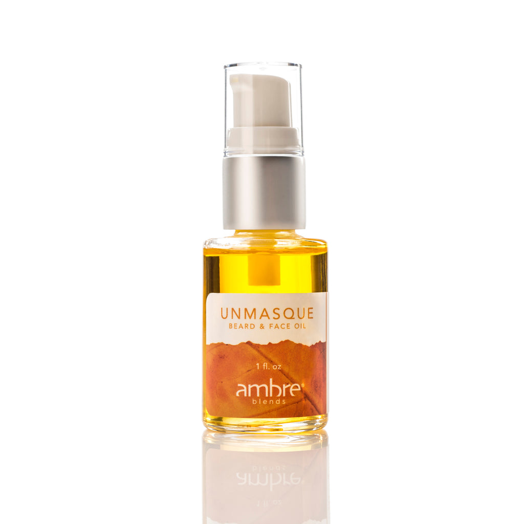 Unmasque Beard & Face Oil (1oz)