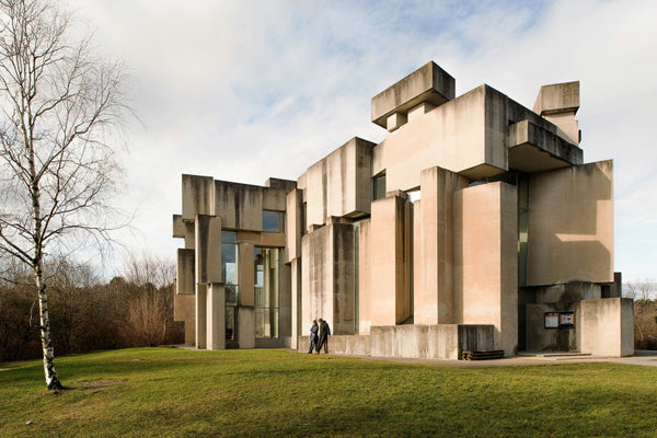 Saving the Concrete Monsters: A Look at Brutalist Architecture with SOS Brutalism
