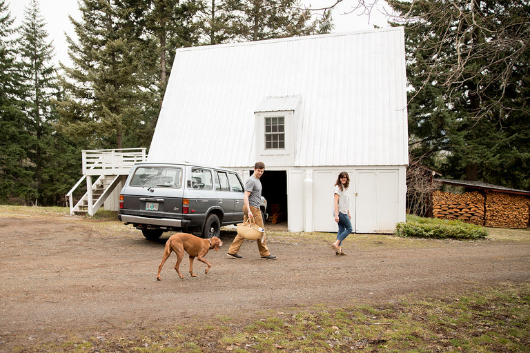 Schoolhouse Living: Inside the Hood River Home of Our Spring Catalog